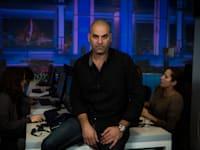 """ישראל טויטו, מנכ""""ל חדשות 13 / צילום: אריק סולטן"""