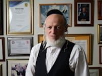 """יהודה משי זהב - פעיל חרדי , מייסד ויו""""ר זק""""א / צילום: איל יצהר"""