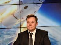 """אלון מאסק, מנכ""""ל ומייסד SpaceX / צילום: Associated Press, Steve Nesius"""