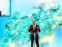 """טים קוק, מנכ""""ל אפל / צילום: Reuters, Niall Carson"""
