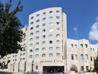 מלון דן פנורמה ירושלים, מלונית קורונה / צילום: רפי קוץ