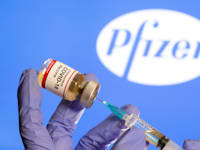 חיסון של פייזר / צילום: Reuters