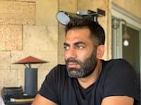 """ניר הראל,בעלי בר–מסעדה """"עיוני"""" במטולה / צילום: נעמה הראל"""