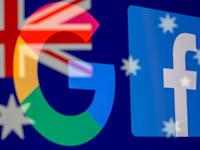 למה פייסבוק וגוגל נלחמו באוסטרליה / צילום: Reuters, Dado Ruvic