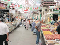 שוק מחנה יהודה / צילום: צ'מנסקי-בן-שחר יועצים