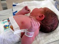 תינוק / צילום: תמר מצפי