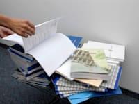 דוחות כספיים / צילום: תמר מצפי