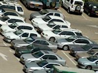 מגרש מכוניות / צילום: תמר מצפי