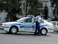 שוטר תנועה בפעולה / צילום: תמר מצפי