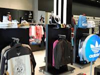 """חנות של אדידס / צילום: יח""""צ"""
