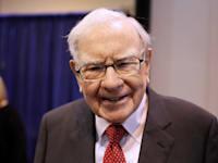 """וורן באפט, מנכ""""ל ויו""""ר ברקשייר הת'וואיי / צילום: Reuters, Scott Morgan"""