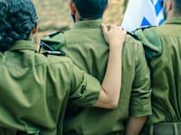 "חיילי צה""ל / צילום: Shutterstock, Max Zalevsky"
