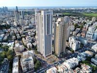"""מגדל התמרים, ר""""ג / צילום: viewpoint"""