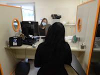 לשכת התעסוקה בחולון / צילום: איל יצהר