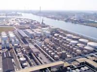 מסוף של גדות כימיקלים / צילום: מצגת החברה