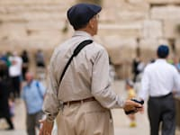 תיירים בירושלים / צילום: אוריה תדמור
