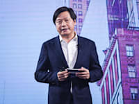 """ליי ג'ון, מנכ""""ל ומייסד שיאומי / צילום: Reuters, Oriental Image"""