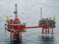 """אסדת קידוח של איתקה. """"מחירי הנפט תורמים באופן חד־משמעי לשווי הפעילות"""" / צילום: אתר החברה"""