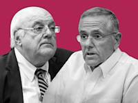 השופטים מינץ ומלצר / צילום: שלומי יוסף