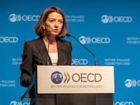 """ד""""ר לורנס בון / צילום: Victor Tonelli - OECD"""