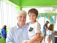 """מיכאל סבה, מנכ""""ל ואחד מבעלי רשת פארקי הטרמפולינות איי ג'אמפ / צילום: איי ג'אמפ"""