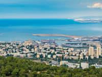 חיפה. בעירייה טוענים שהעיר בתנופה תכנונית / צילום: Shutterstock, Dmitry Pistrov