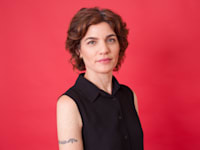 תמר זנדברג / צילום: מאיה ברן