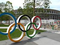 האצטדיון האולימפי בטוקיו / צילום: Shutterstock, StreetVJ