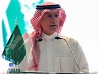 שר המדינה הסעודי לענייני חוץ עאדל אל ג'ובייר / צילום: Reuters, אחמד יוסרי