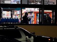 אירוע הירי בקולורדו בסופרמרקט בעיר בולדר / צילום: Associated Press, David Zalubowski)