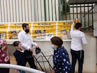 יום הבחירות סבב ד' בבני ברק / צילום: איל יצהר