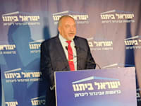 """אביגדור ליברמן, יו""""ר ישראל ביתנו / צילום: ישראל ביתנו"""