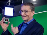 """פט גלסינגר, מנכ""""ל אינטל / צילום: אינטל"""