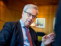מושל הבנק המרכזי הנורווגי, אויסטן אולסן / צילום: Shutterstock, NTB SCANPIX