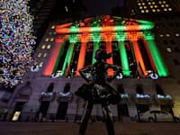 וול סטריט. שיא בגיוסים של חברות SPAC / צילום: Reuters, Anthony Behar/Sipa USA