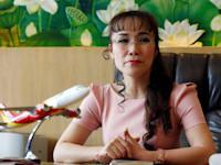 """מנכ""""לית VietJet  נגווין טי פונג ת׳או / צילום: Reuters, Kham"""