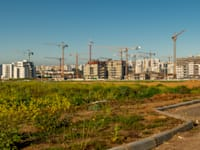 אשקלון. ריבוי קרקעות מדינה בשטח המוניציפלי / צילום: Shutterstock