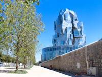 Luma Arles tower, בעיר ארל בפרובנס, צרפת / צילום: Shutterstock