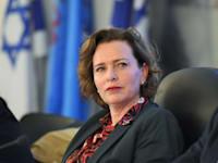 עינת קליש, ראש עירית חיפה / צילום: ראובן כהן דוברות עירית חיפה