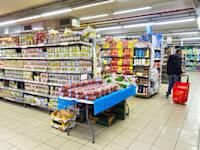 קניות בסופר. השפעות הקורונה עדיין נוכחות בשוק / צילום: Shutterstock