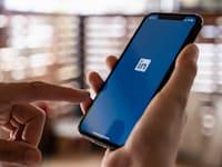 לינקדאין. נאסף מידע על כ-500 מיליון משתמשי הרשת החברתית / צילום: Shutterstock, Worawee Meepian