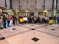 עובדי זאפ נוקטים בצעדים ארגוניים בשל מכירת החברה / צילום: אגף הדוברות בהסתדרות