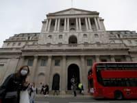 הבנק המרכזי של בריטניה / צילום: Associated Press, Matt Dunham