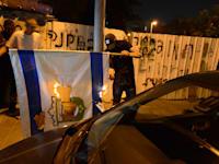 מהומות והפגנה ביפו / צילום: איל יצהר