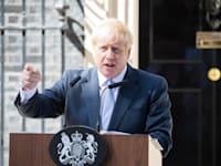ראש ממשלת בריטניה בוריס ג'ונסון / צילום: Shutterstock, Michael Tubi