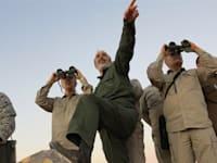 """רמטכ""""ל צבא איראן, הגנרל מוחמד באקרי / צילום: Associated Press, (Syrian Central Military Media"""