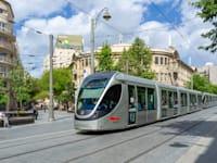 הרכבת הקלה בירושלים / צילום: Shutterstock