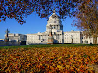גבעת הקפיטול בוושינגטון DC / צילום: Associated Press, J. Scott Applewhite