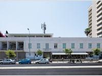 """בית סוקולוב ברחוב קפלן 4 בתל אביב / צילום: תיק תיעוד, עיריית ת""""א-יפו"""