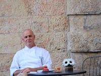 """איברהים אבו סיר, בעלים ושף """"לה פטיסרי אבו סיר"""" / צילום: שרה אבו סיר"""